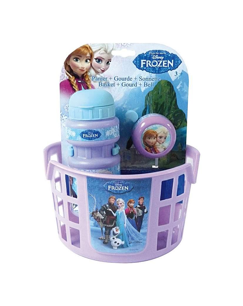 Image of Frozen Three Piece Bike Set