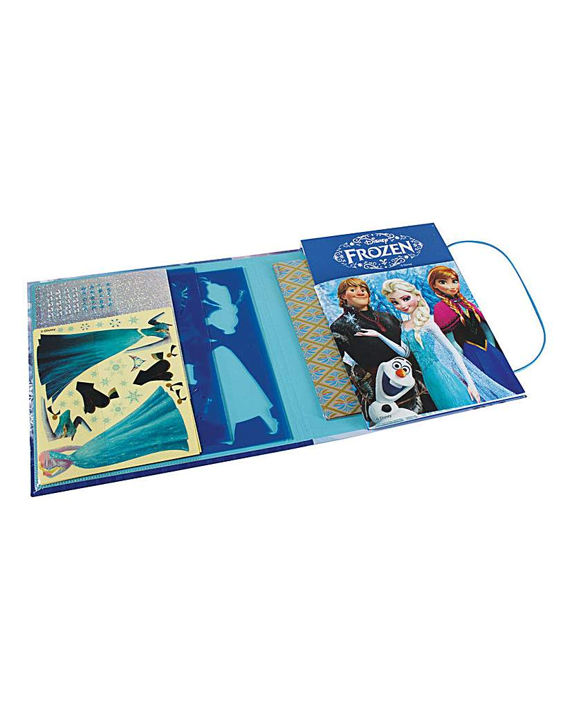 Product photo of Disney frozen sketch book