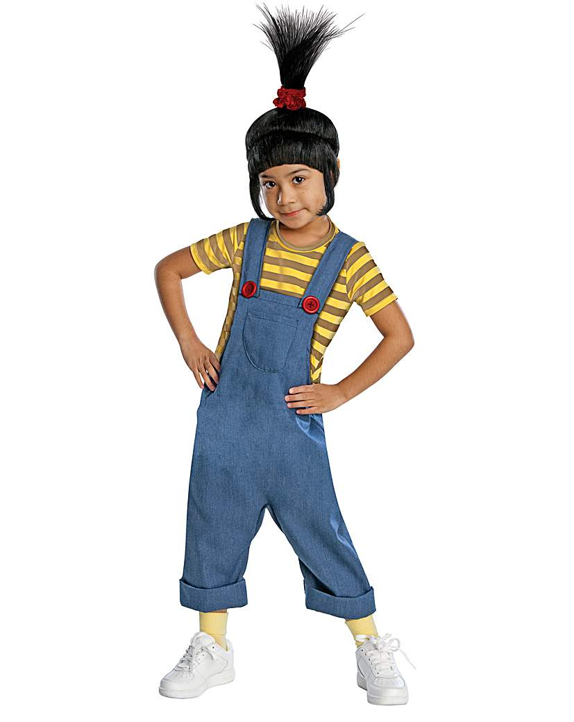 Image of Despicable Me Girls Agnes Costume