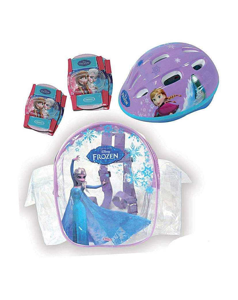 Image of Disney Frozen Protection Set with Helmet