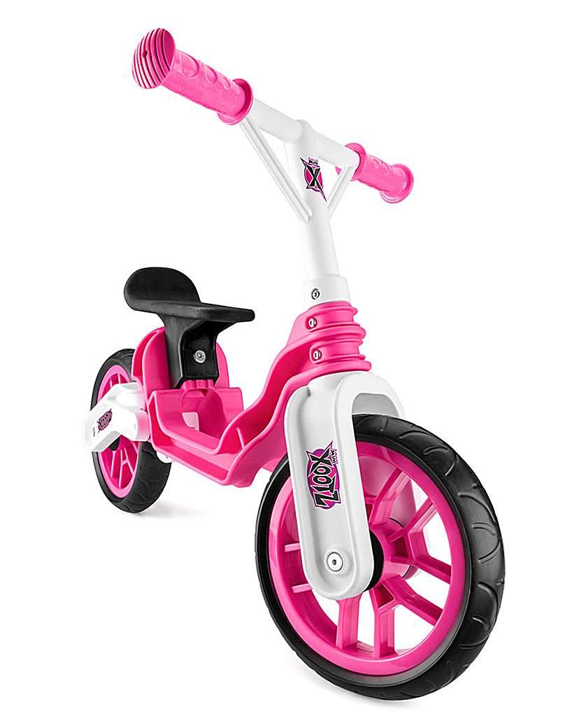 Folding Balance Bike  Girl