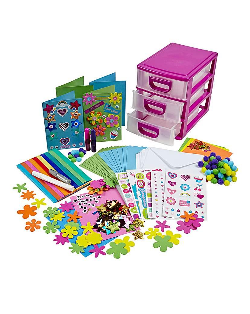 Image of 600 Piece Card Making Kit