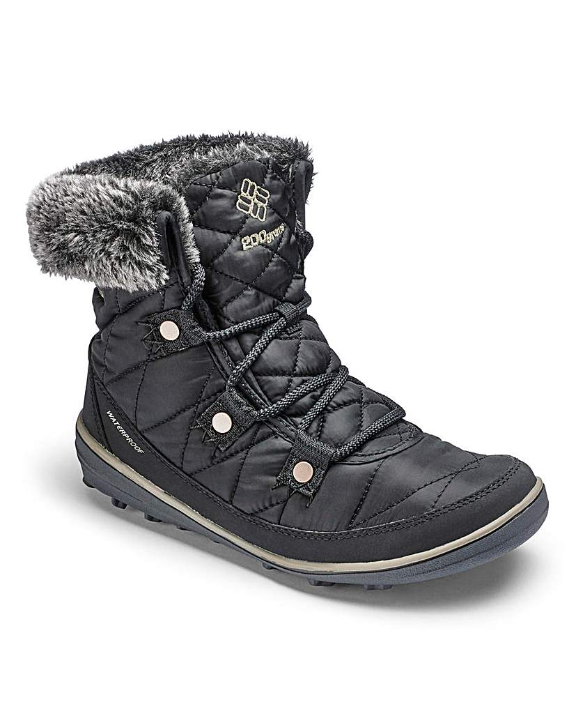 Columbia Heavenly Shorty Omni Heat Boots