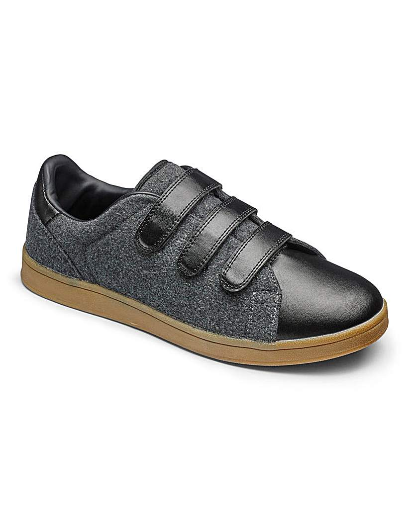 Product photo of Jcm sports t c felt trainers std fit