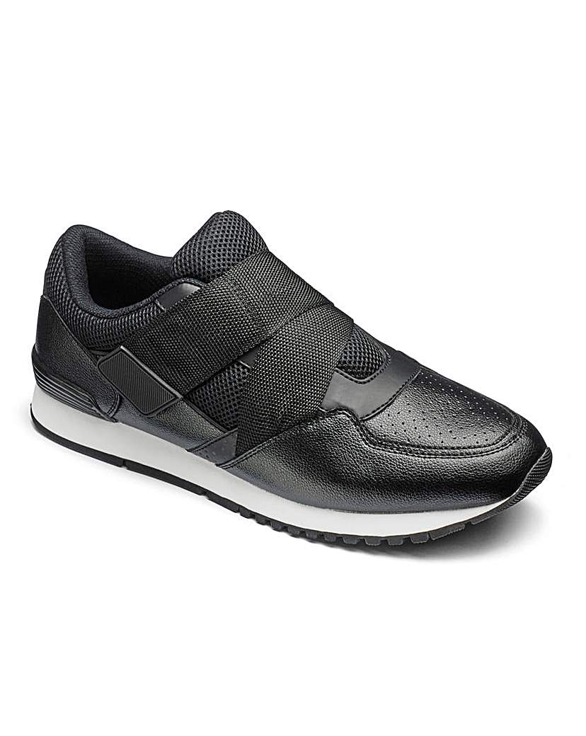 Product photo of Jcm sports t c strap trainers std fit