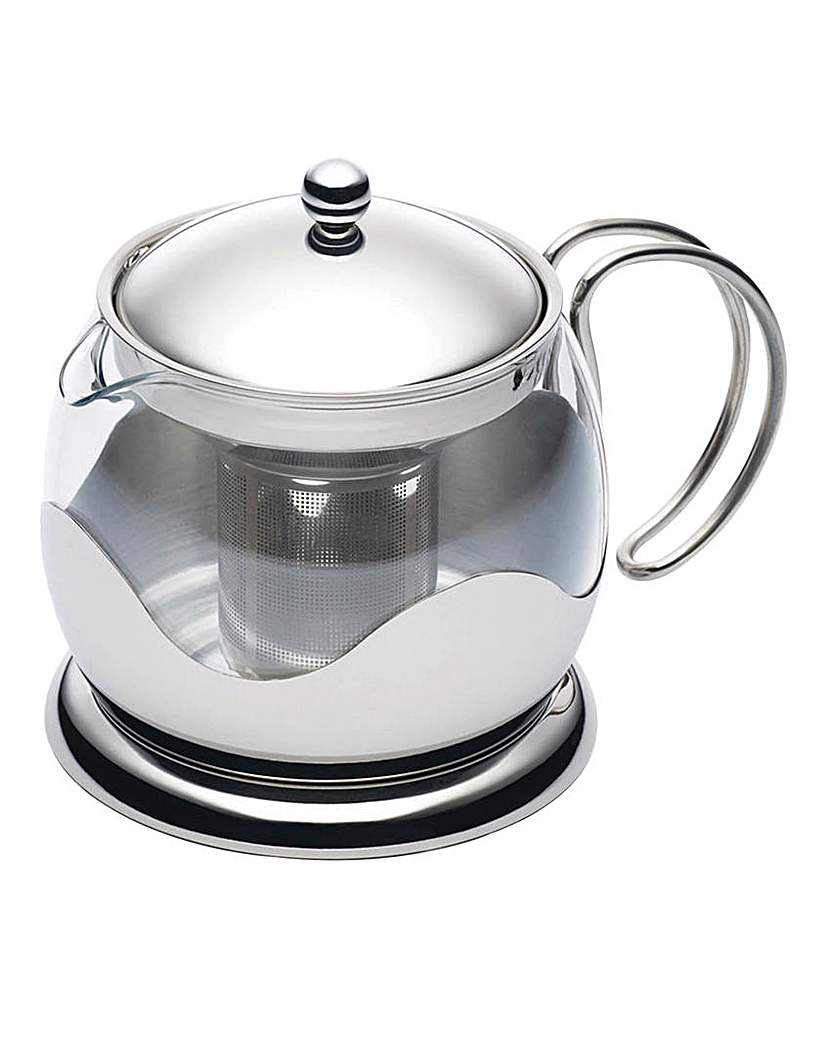 Image of Le'Xpress 900ml Glass Infuser Teapot