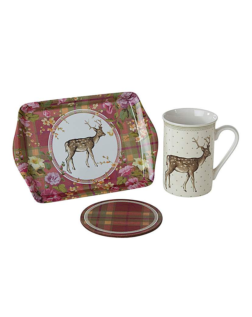 Image of Katie Alice Highland Fling Time For Tea