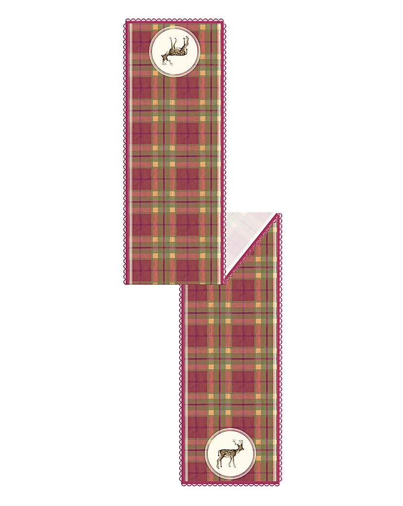 Image of Katie Alice Highland Fling Table Runner
