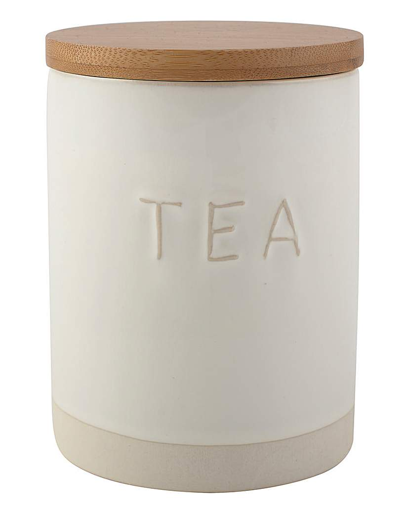 La Cafetiere Origins Stoneware Tea Jar
