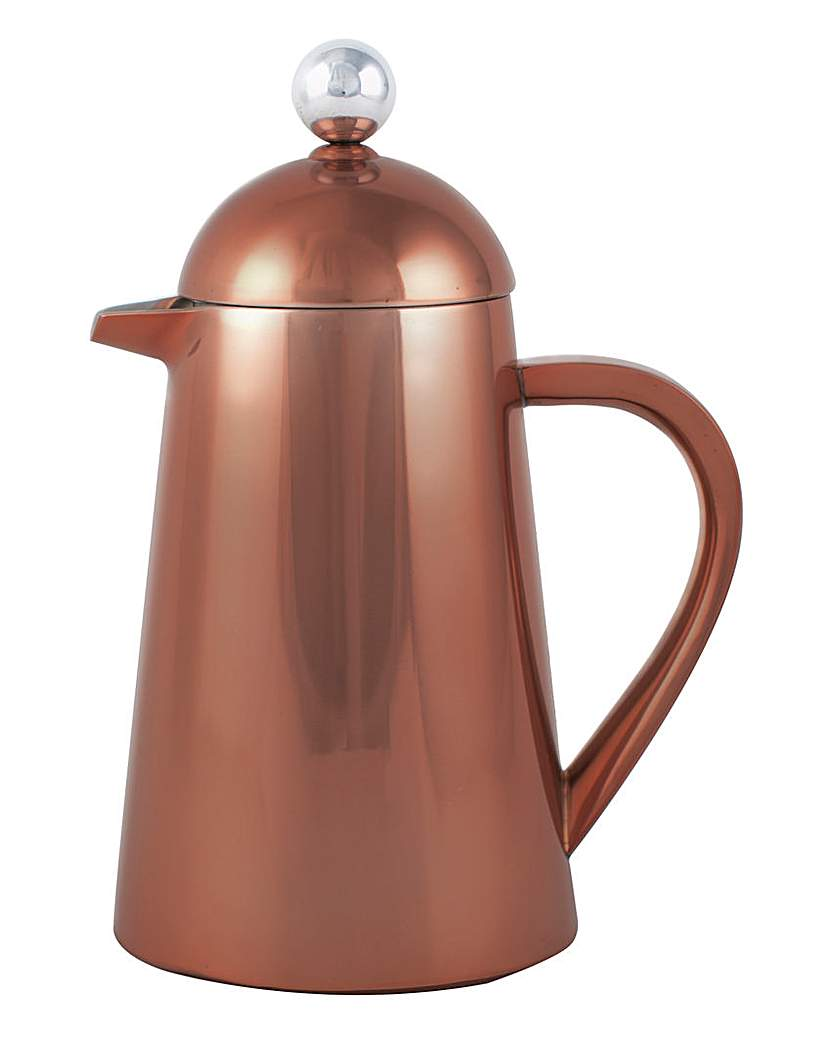 Image of La Cafetiere Copper 3 Cup Thermique