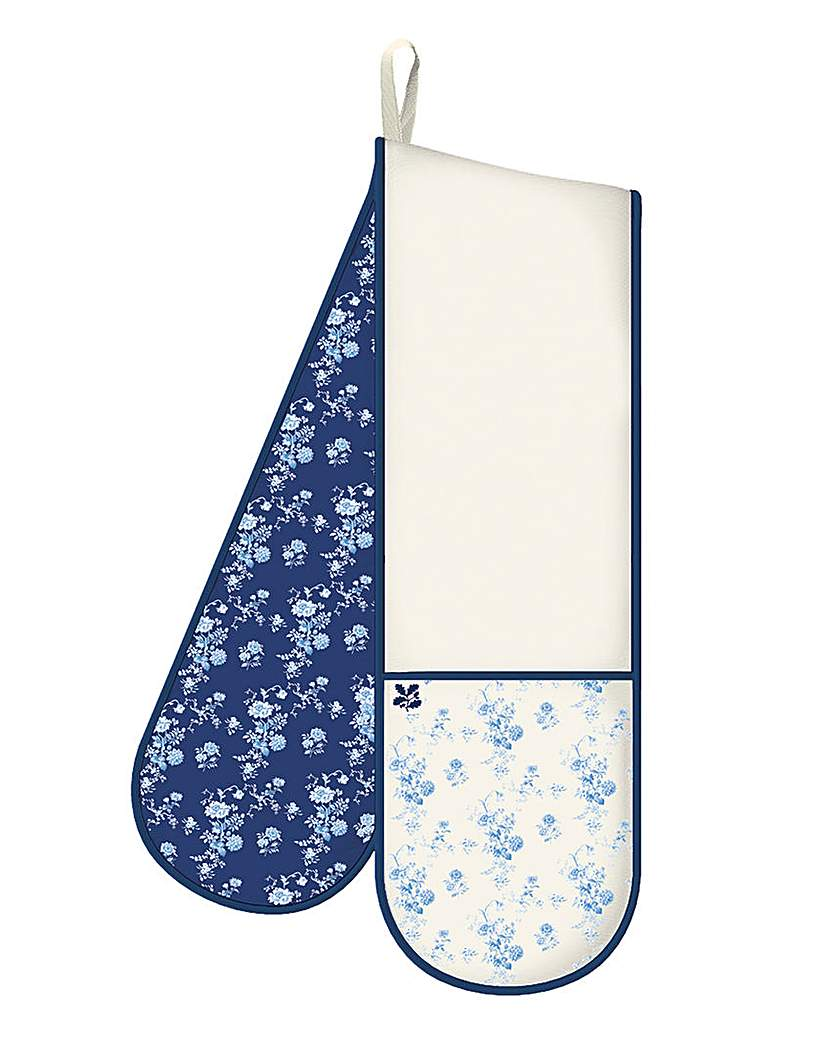 Image of National Trust Country Double Oven Glove