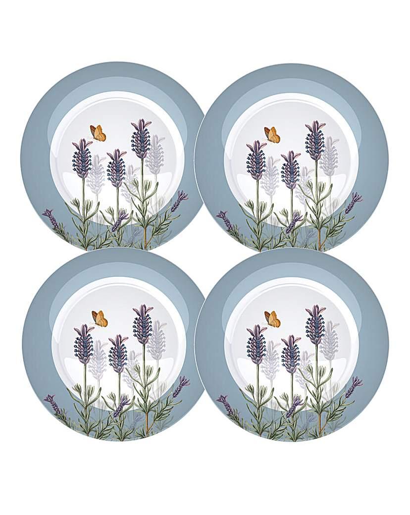 Image of Royal Botanic Gardens Set 4 Side Plates