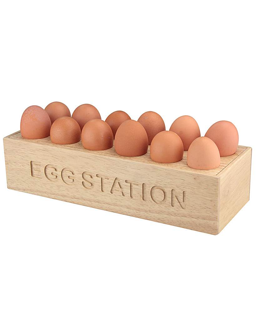 Image of 12 Box Egg Station