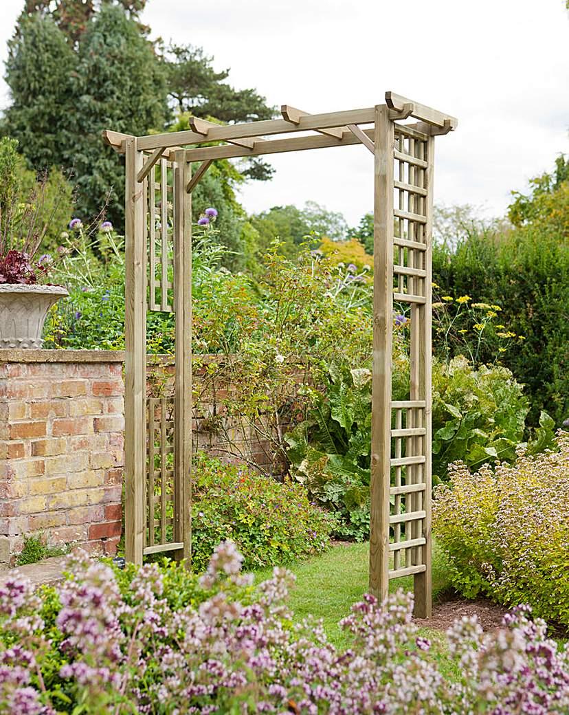 Image of Forest Garden Berkley Arch