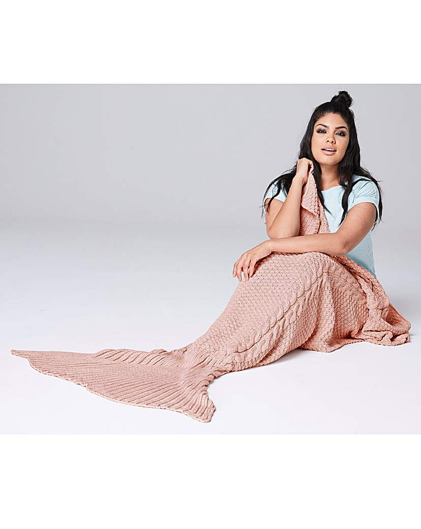 Club L Mermaid Blanket