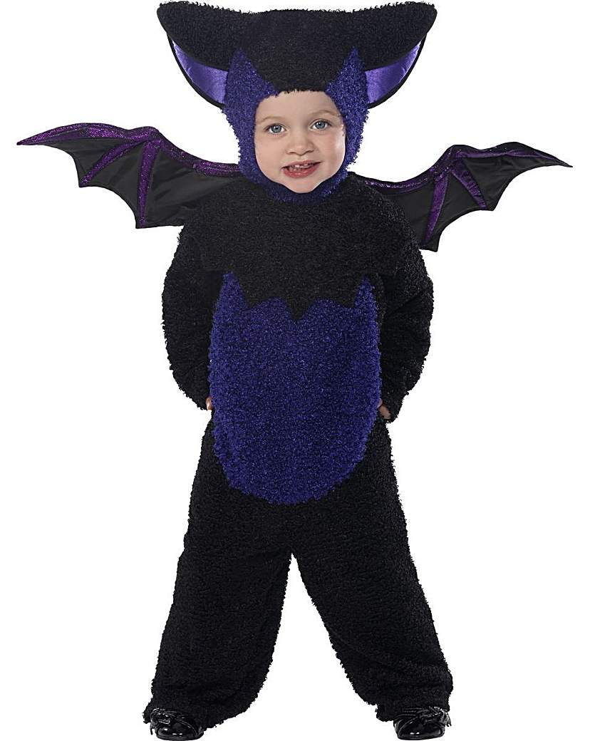 Product photo of Halloween child bat costume