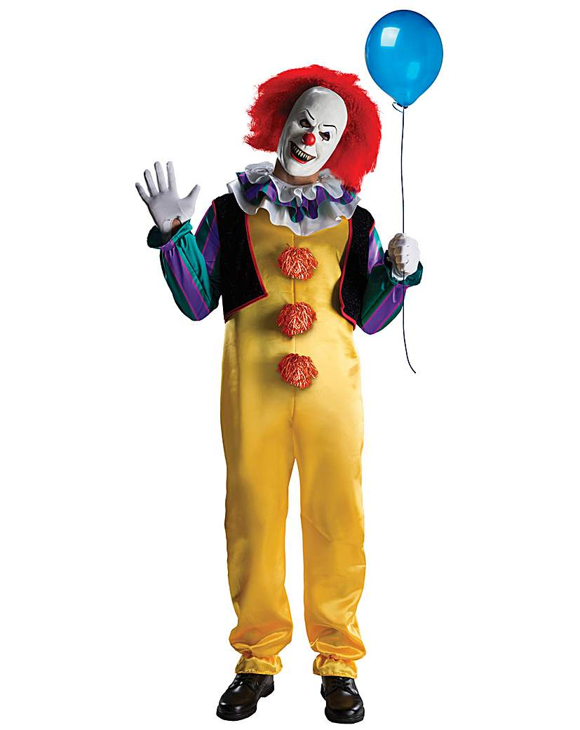Halloween Deluxe Pennywise The Clown