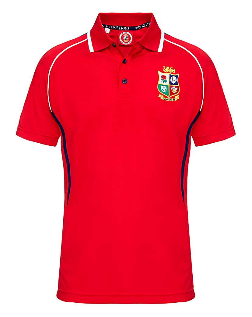 British & Irish Lions Winger Polo