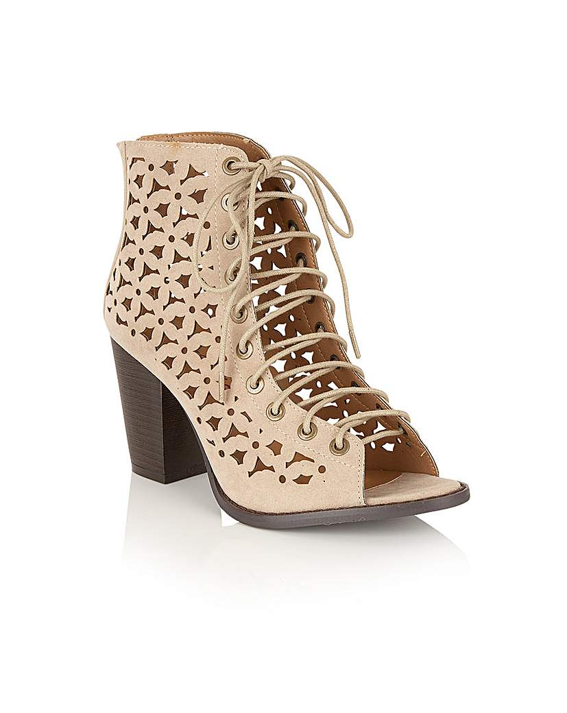 Dolcis Alain laced ankle boots