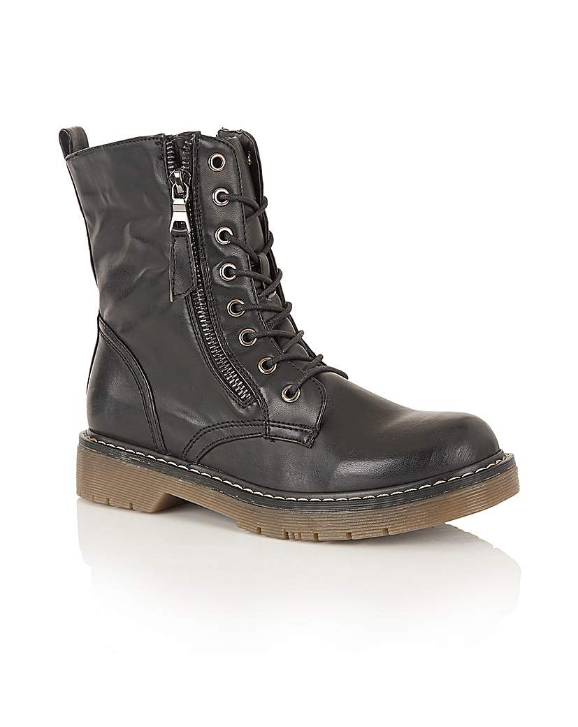 Dolcis Jasper lace up boots.