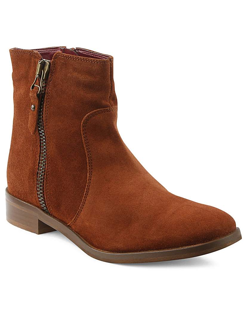 Moda In Pelle Corbella Tan Ankle Boot