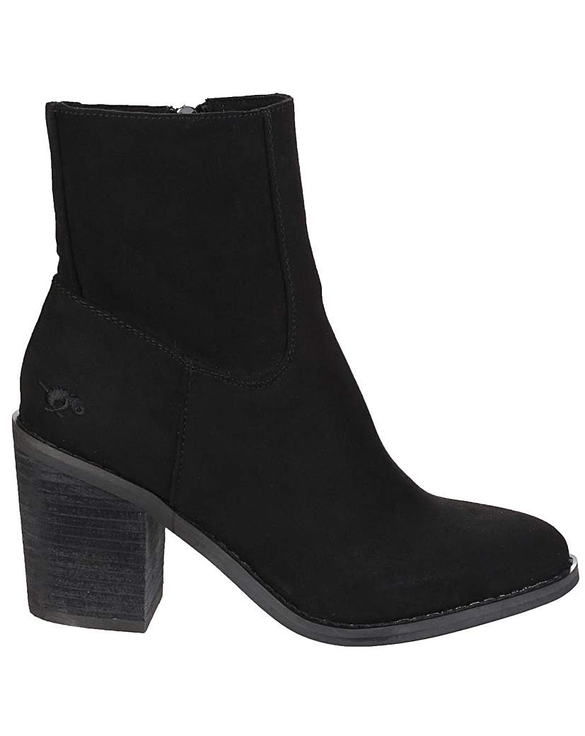 Rocket Dog Dannis Zip up Ankle Boot