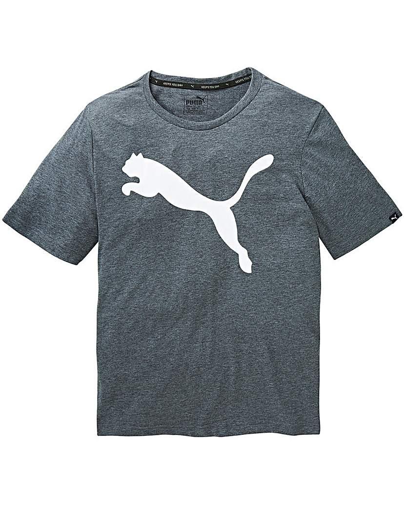 Puma Big Cat Heather T-Shirt