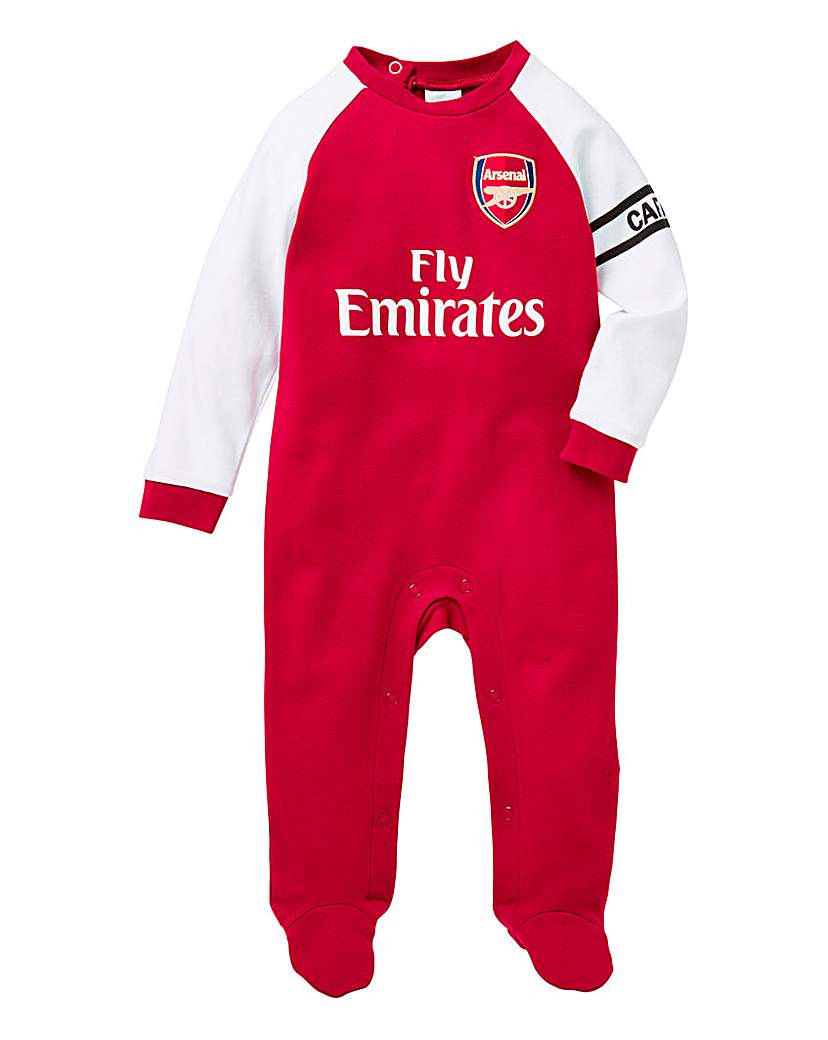 Arsenal Sleepsuit
