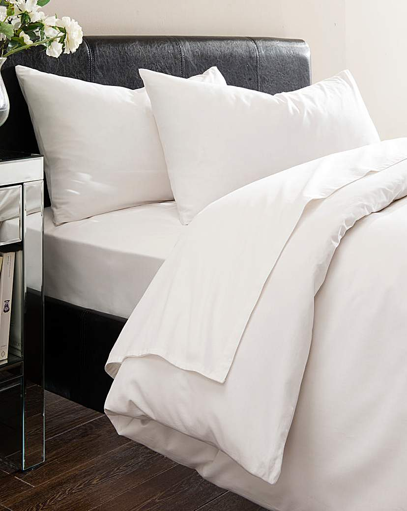 Image of Egyptian Cotton Extra Wide Flat Sheet