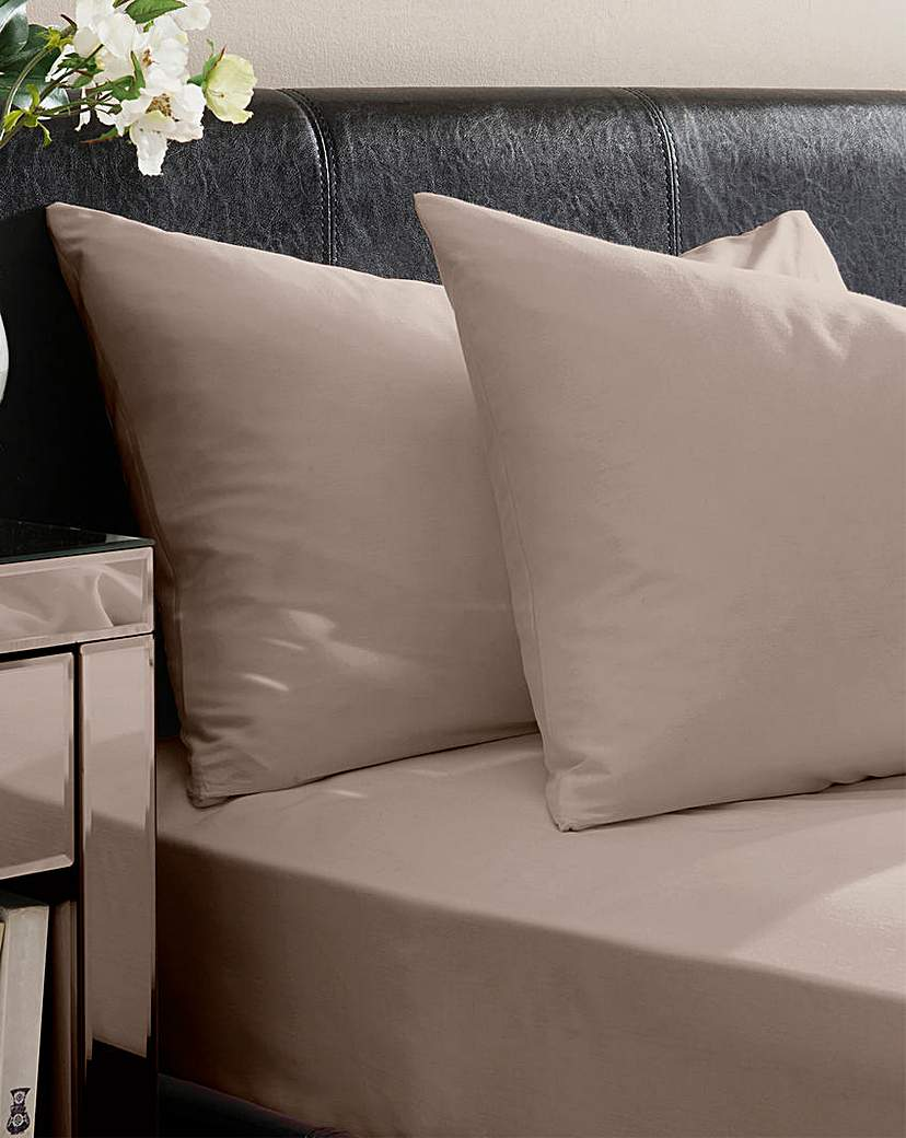 Image of Egyptian Cotton Housewife Pillowcases