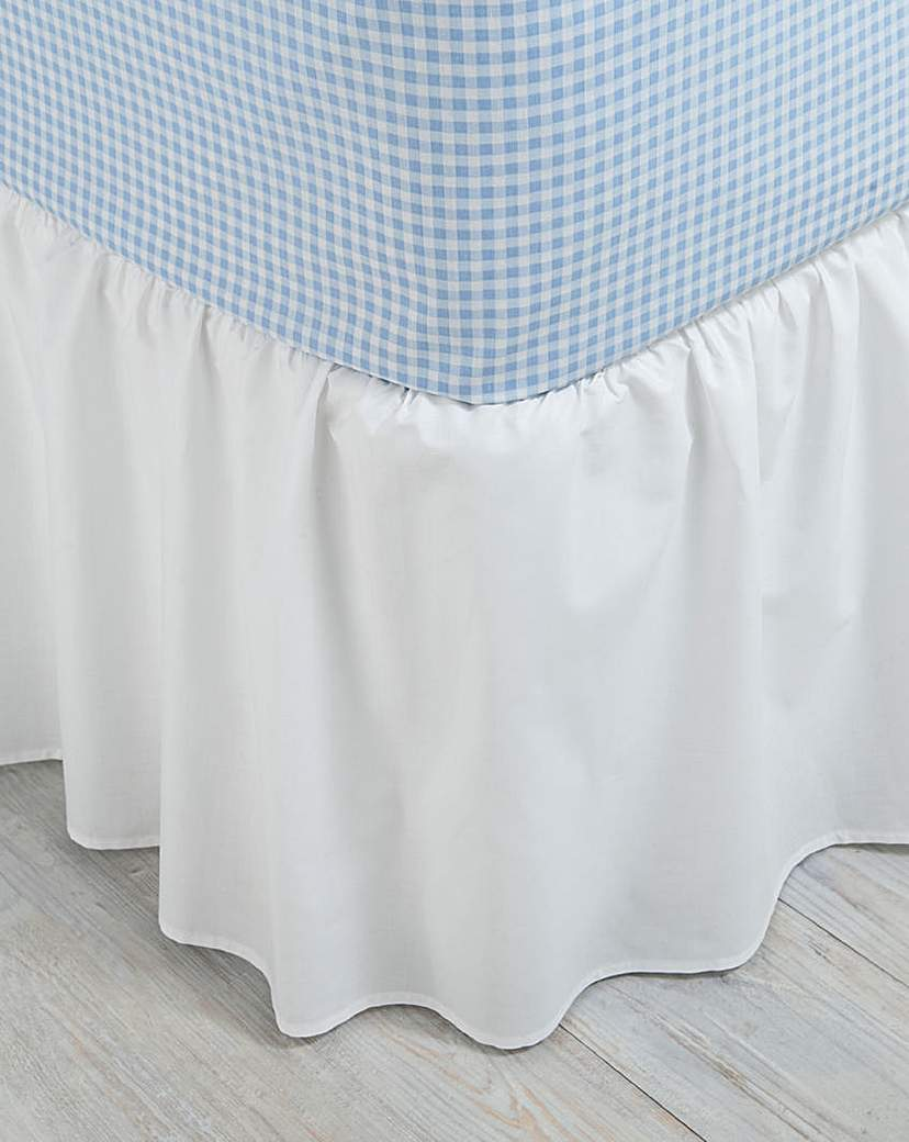 Image of Easy Fit Bed Valance