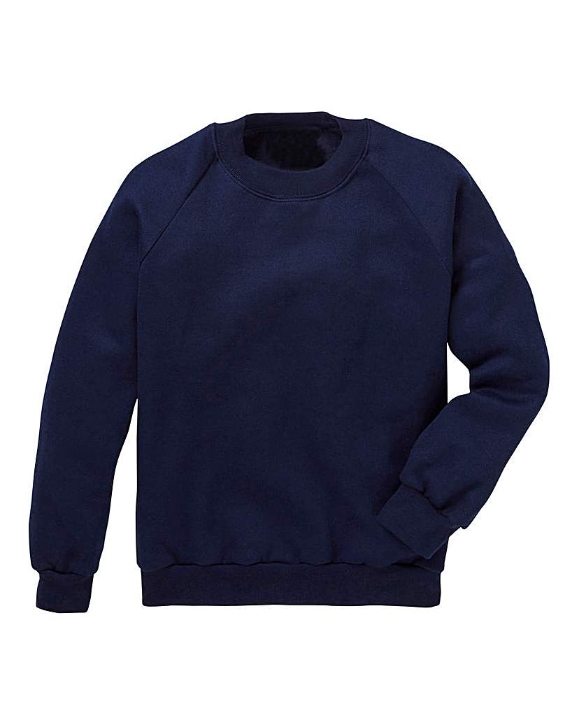 Image of Unisex Crew Neck PE Sweatshirt