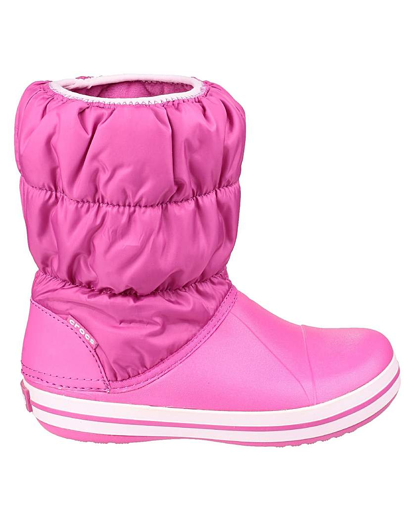 Image of Crocs Childrens Puff Boot