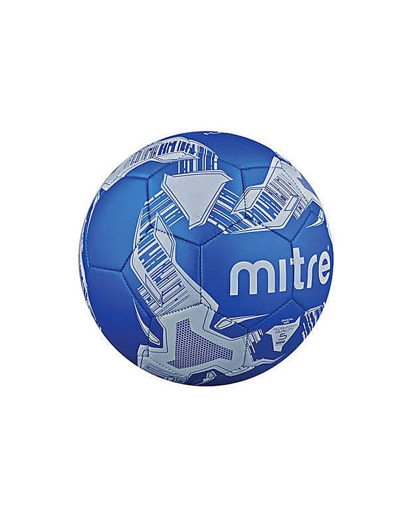 Mitre Flare Blue Football.