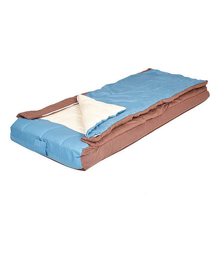 Single ReadyBed Airbed and Sleeping bag