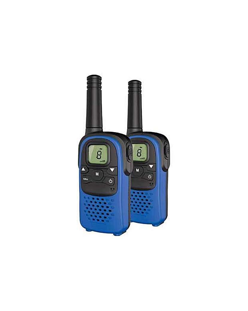 Image of 2-Way Radio - Twin.