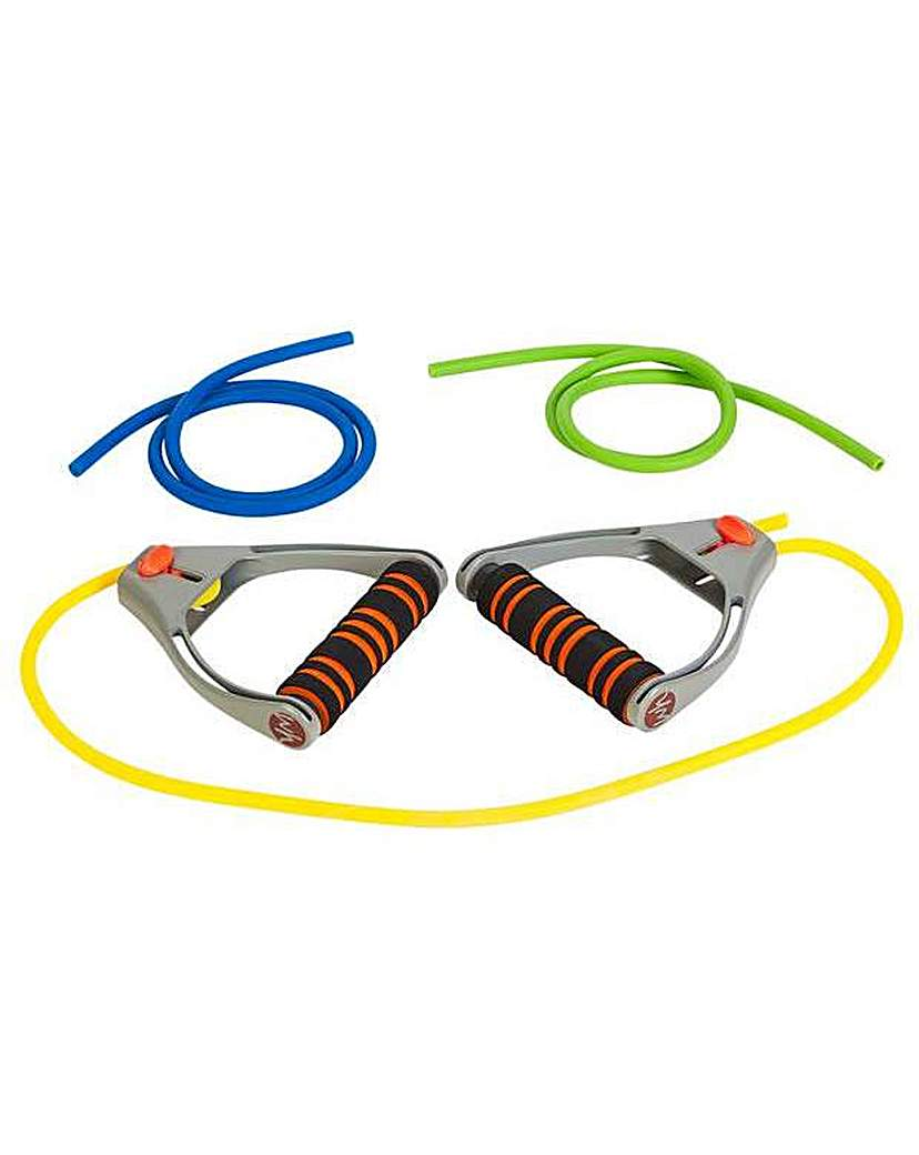 Women's Health 3 Resistance Band Set