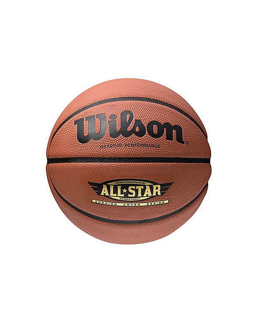 Wilson All Star Basketball