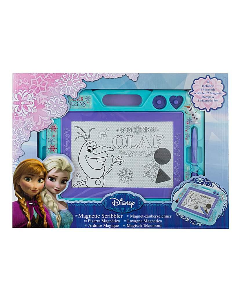 Image of Disney Frozen Medium Magnetic Scribbler