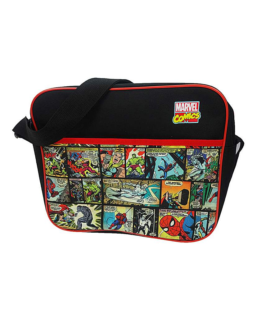 Image of Marvel Comics Courier Bag