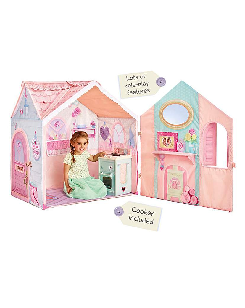 Dreamtown Rose Petal Cottage with Cooker