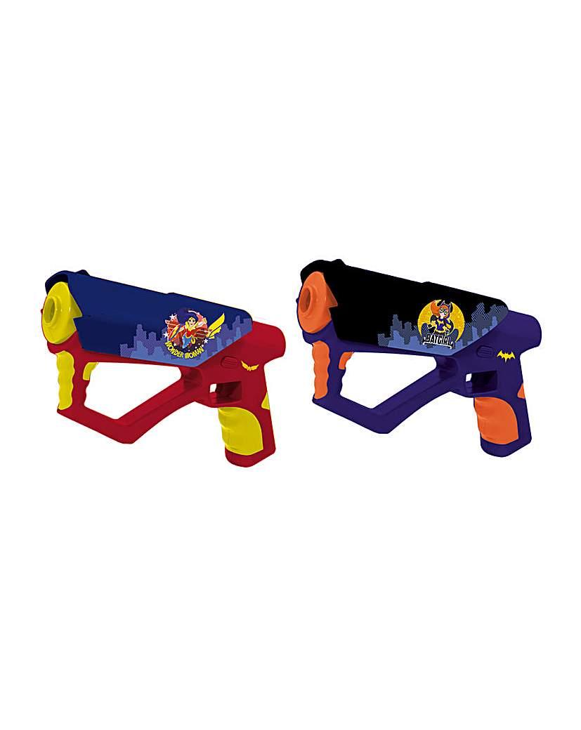 Image of DC Superhero Girls Laser Guns