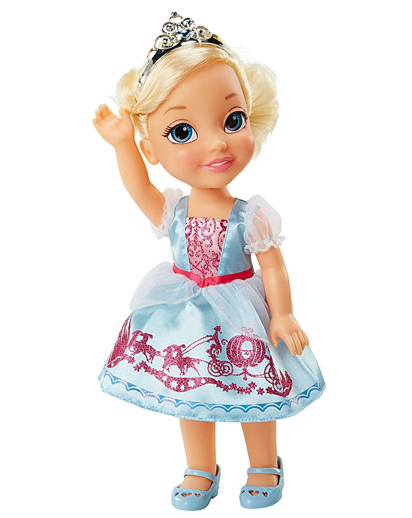 Image of Disney My First Toddler Cinderella Doll