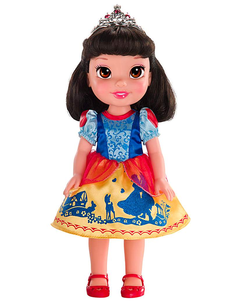 Image of Disney My First Toddler Snow White Doll