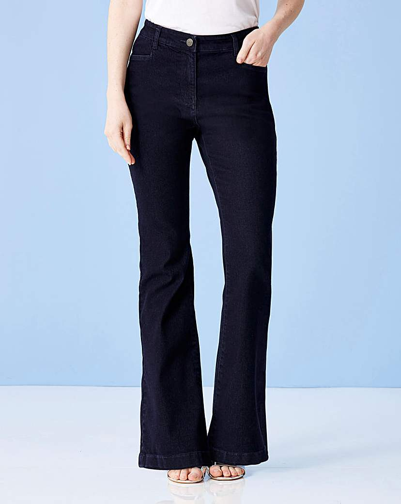 Image of Value Bootcut Jeans Long
