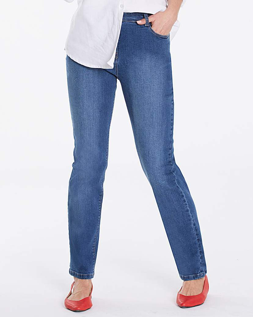 Straight Leg Jeans Regular.