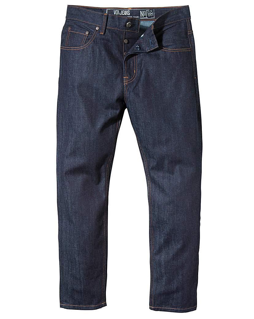 Voi Rocky Raw Denim Jeans 29 inches.