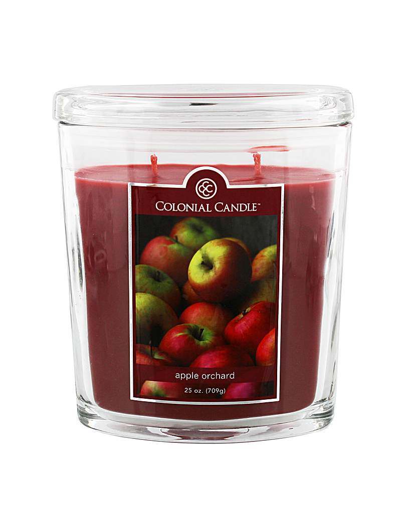 Image of Colonial Candle 25oz Apple Orchard