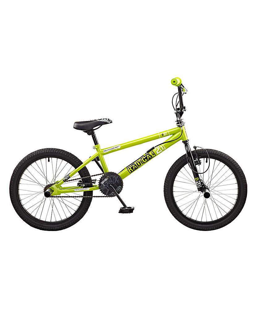Image of 20in Rooster Radical BMX Bike