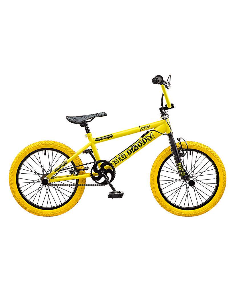 Image of 18in Rooster Big Daddy BMX Bike